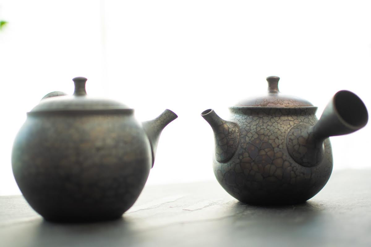 kyusu teapots