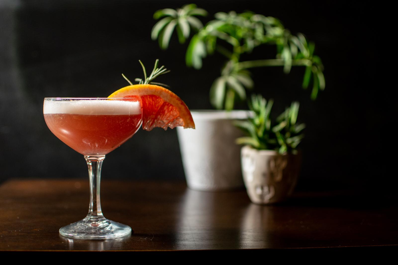 Cocktail à base de thé : Strawberry Fields