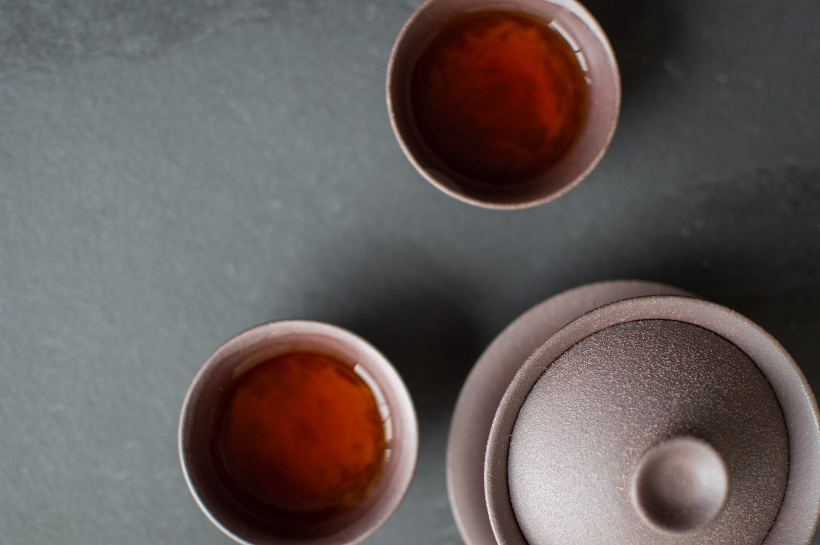 Purion Gaiwan and cups