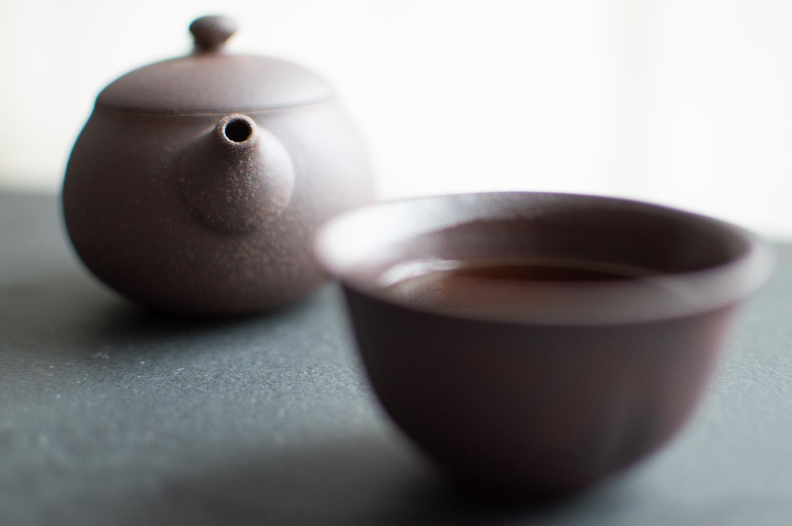 Purion Gong Fu Cha Teapot