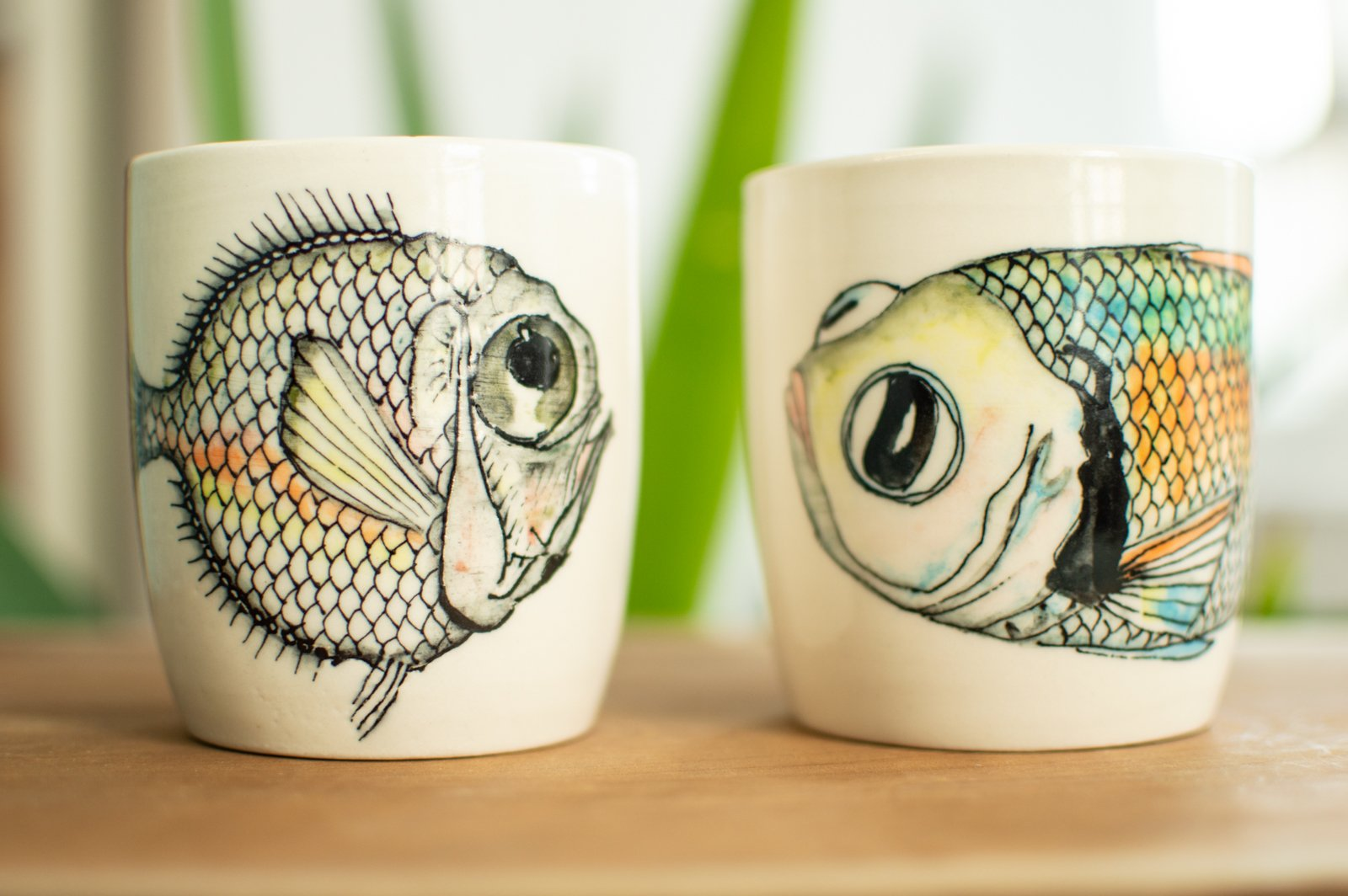 Cups from Dana Powell
